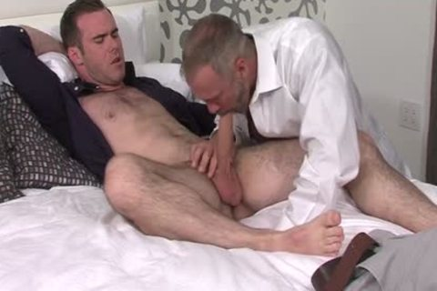 Silver Fox Dallas Steele And Clean Cut knob Matthew Bosch love juice jointly