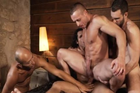 Latin Wolf anal To face hole With cumshot