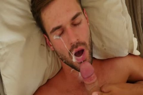 European gay butthole job And Facial