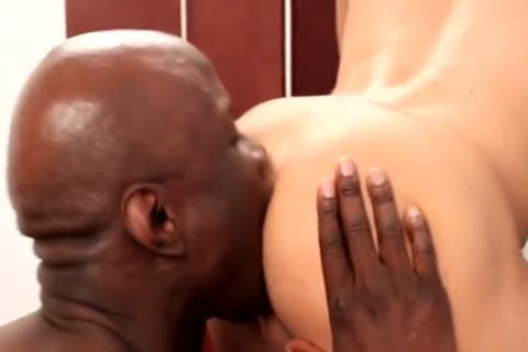 Jordano Santoro threesome black LATIN