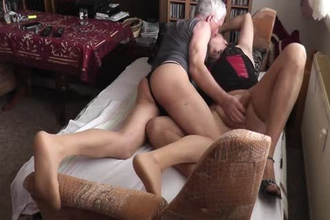My Daddy Ally & I In hose Petting (2 Cams)