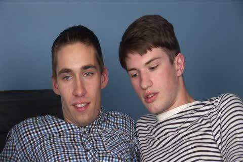 gay Ten teens Plays With Their knobs And Balls
