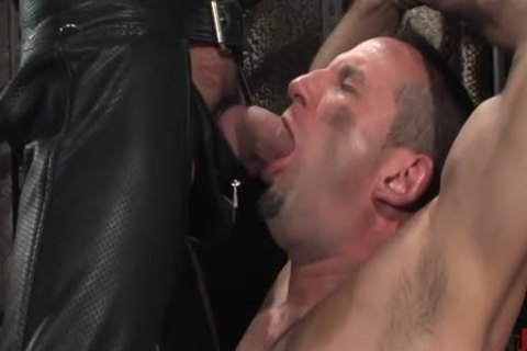 dominant Tyler Saint And slave Jason Miller - D10