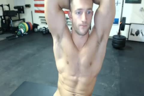 stylish Military lad Shows His chocolate hole And Cums