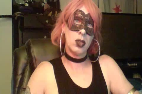 filthy Dancing Goth CD cam Show (part two Of two)