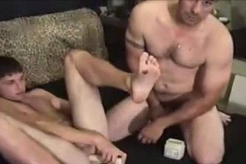 Straight Redneck acquires nailed For The First Time