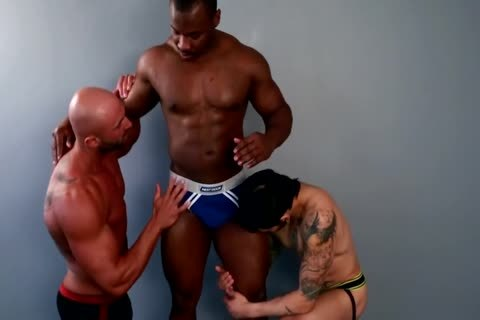 Max Chevalier, Marc Williams, And Draven Torres