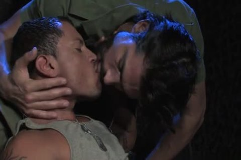 large penis Military ass And jizz flow