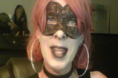 hot Dancing Goth Cd cam Show Part two Of two