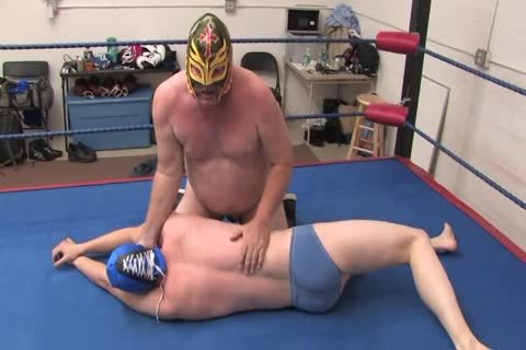 Masked Wrestling Domination