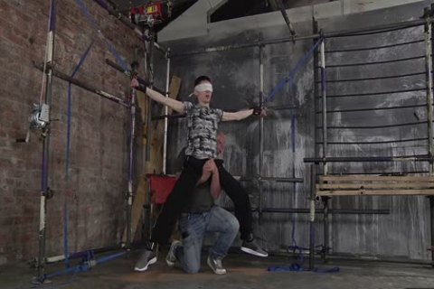 master Sebastian Kane Gives A worthy Whipping To His teen Sub