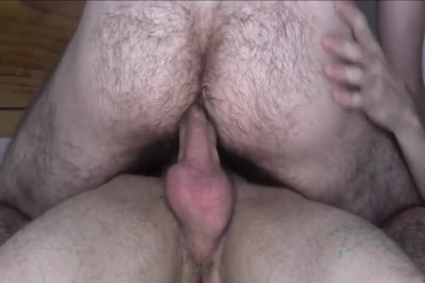 Two hairy Hunks raw