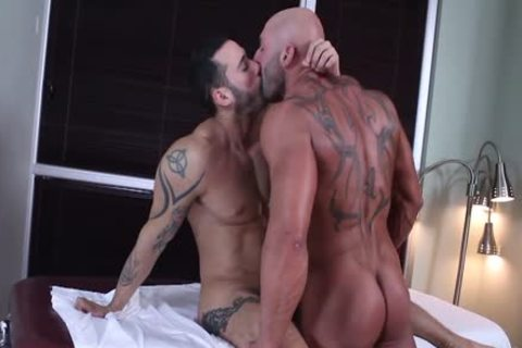 Max Chevalier And Alexy Tyler - Massage And bang