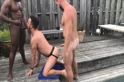 Max Konnor Alessio Vega And His Hubby DP BB