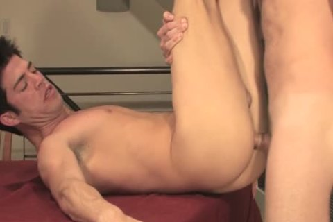 Cole Streets And Troy Collins enjoy anal