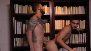 May I Join u ? - Johnny Rapid and Brad Powers giant dong Sex