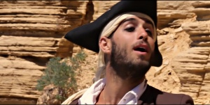 Pirates : A homosexual XXX Parody - Diego Sans and Paddy O'Brian ass Nail