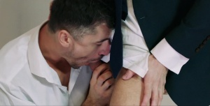 Stealth Fuckers - Jay Roberts and Matt Anders anal Hump