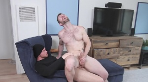 pooper Bandit - Connor Maguire with Dennis West anal sex