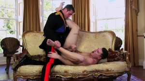 A Royal Fuckfest - Connor Maguire with Paul Walker anal Hump