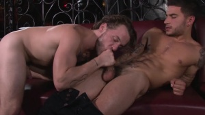 Reply All - Vadim black with Colton Grey ass pound