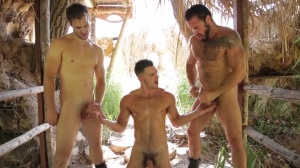 Howl - Jessy Ares with Gabriel Clark anal Nail