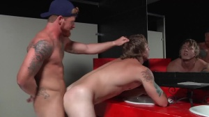 Swingers - Bennett Anthony and Tom Faulk ass sex