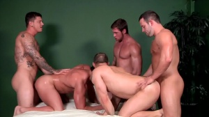 Bubble booties - John Magnum, Connor Maguire ass Love