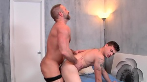Stepfather's Secret - Dirk Caber, Trevor Spade ass Nail