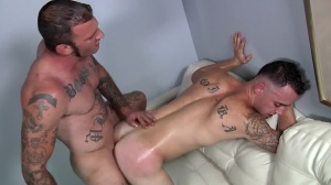 The Scratch - Ricky Sinz with Ty Tucker ass Hump