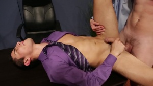 Employee Of The Month - Jimmy Johnson with Lance Luciano ass Hook up