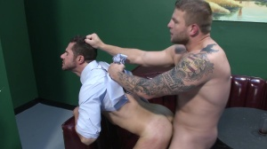 One Night merely - Dean Monroe, Colby Jansen wazoo fuck