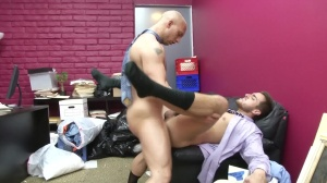 Law And Hoarder - John Magnum & Bryce Star ass nail