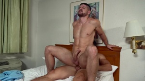 The Sting - Axel Kane, Connor Halstead ass Nail