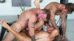 Game On - Brian Michaels and Aston Springs anal Hook up