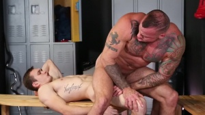 Confessions Of A Straight dude - Sean Duran with Jackson Traynor ass Hump