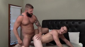 Fling Cleaning - Colby Jansen and Paul Canon butthole Love