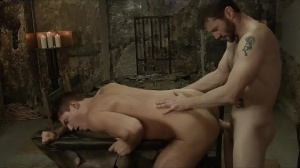 homosexual Of Thrones - Theo Ford & Dennis West anal pound