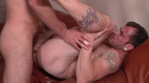 Not Brothers Yet - Jarec Wentworth and Jared Summers ass Nail