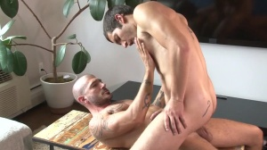 Atone - Johnny Hazzard and Dale Cooper ass Love
