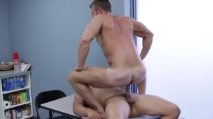 Gaywatch - Landon Conrad & Topher Di Maggio ass Hump