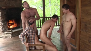 Johnny In A Box: The Escape - Johnny Rapid & Ricky Larkin underclothing Sex