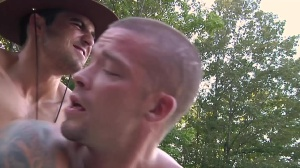 Boat Safety - Caleb Colton with Jack King anal Hook up