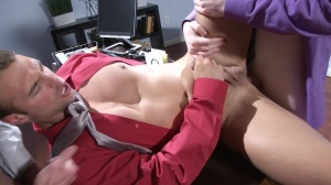 The Sales Call - Rocco Reed with Andrew Stark butthole Nail