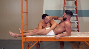 coarse And unprotected three - Domination Action