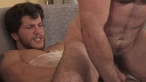 unprotected Tension - butthole Lovemaking