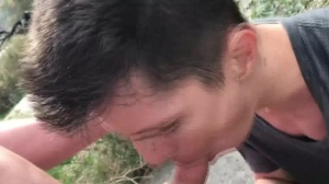 dudes In Public three – Hike - ass Licking First Time