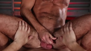 Revved Up - Paul Canon & Grant Ryan anal Love
