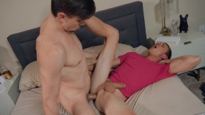 Domestic Bliss - Jack Hunter with Zane Anders ass Hook up