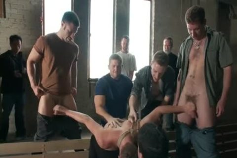Getting Hazed And group pounded Hard